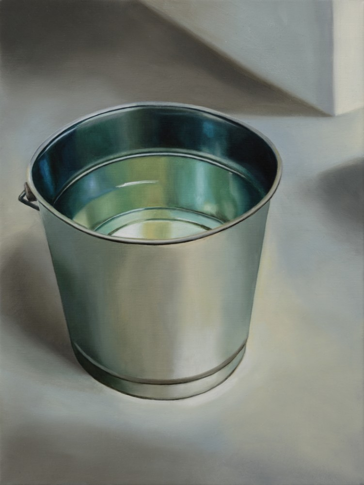 Bucket of Water by Cally Lotz