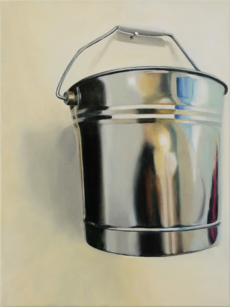 Hanging Bucket by Cally Lotz